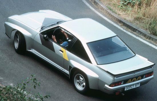 Irmscher Opel Manta 400