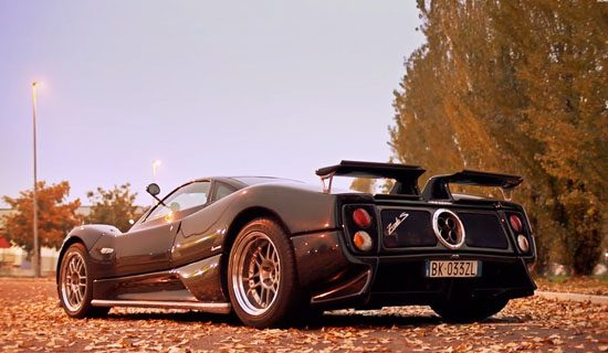 Pagani documentaire is pure automotivepr0n