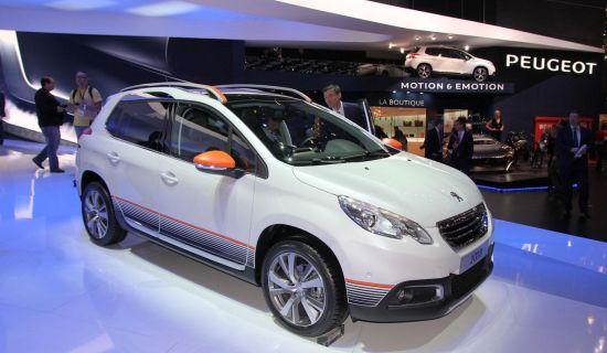 Peugeot 2008 @ Geneve 2013