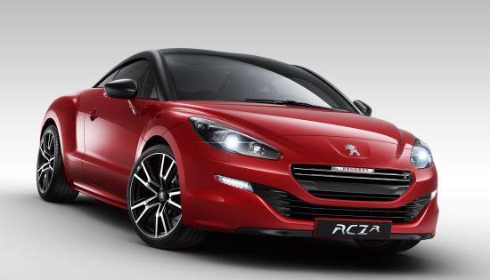 Peugeot RCZ R prijs