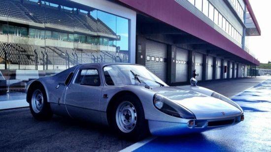 Porsche 904 Carrera GTS gespot