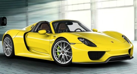 configureer je porsche 918 spyder tot perfectie. Black Bedroom Furniture Sets. Home Design Ideas