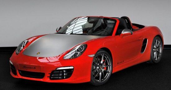 Porsche Boxster S Red7