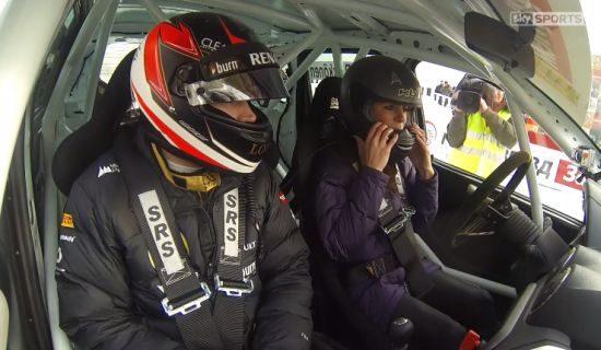 Räikkönen geeft rijles