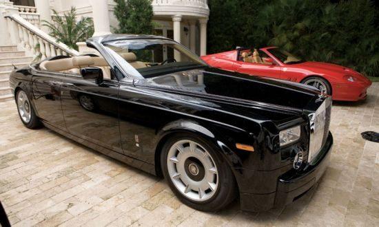 Rolls-Royce Phantom Cabrio Genaddi