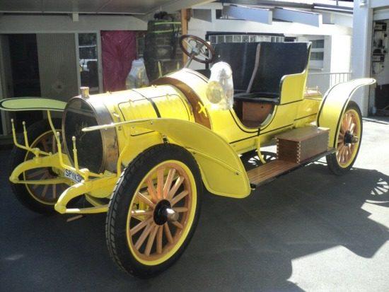 1907 Spyker is bijna af