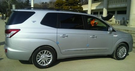 SsangYong Rodius is here!