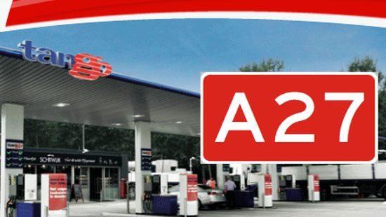 Tango tankstation A27