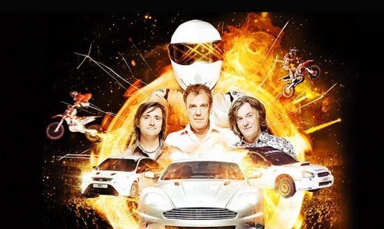 Top Gear Live - 27 april, Ziggo Dome