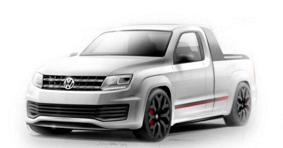 VW Amarok R-Style