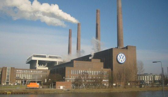 VW-fabriek Wolfsburg
