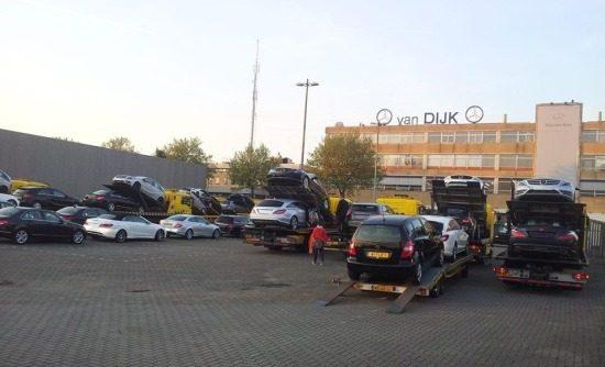 Faillissement van Dijk: curator legt voor €16,8 mln beslag ... Lexus Rotterdam