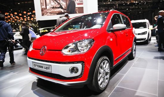 Volkswagen cross up! @ Geneve 2013