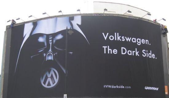 Volkswagen Dark Side