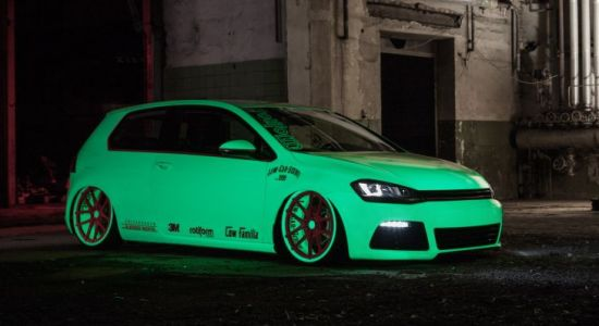 Volkswagen Golf Light-Tron