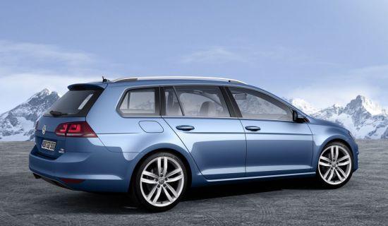 Volkswagen Golf Variant BlueMotion