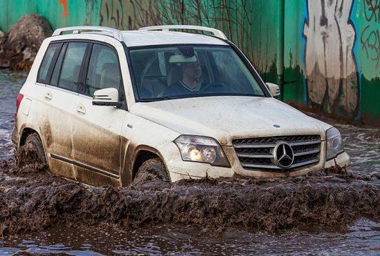 Rijden in Moskou