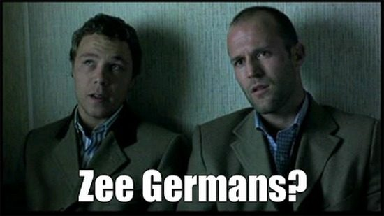 Yes, Tommy. Zee Germans