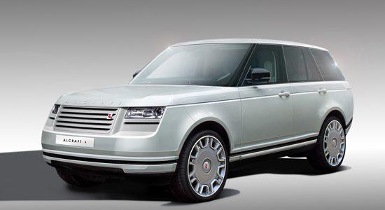 Alcraft Range Rover