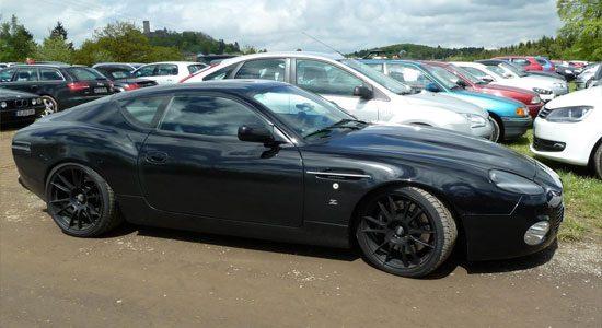 Aston Martin DB7 Zagato tuning, mag dat?