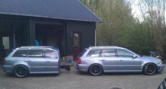 Audi RS4-en-een-half