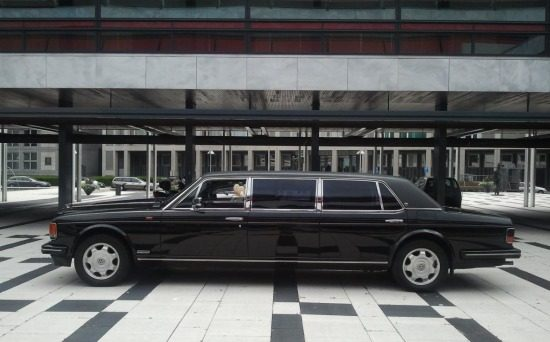 Bentley Turbo R Limousine III