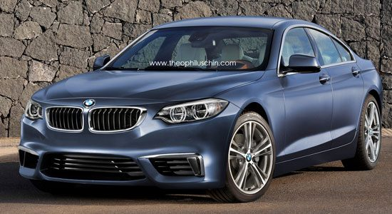 bmw 2 serie gran coupe render