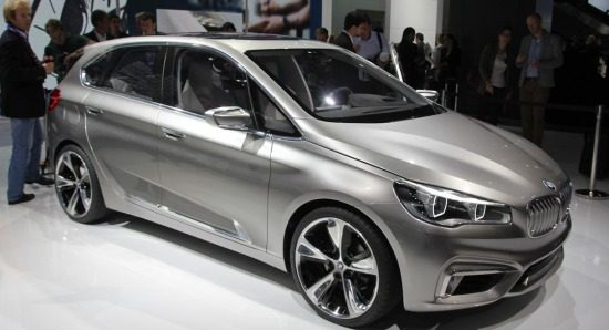 BMW Concept Active Tourer: do you think I
