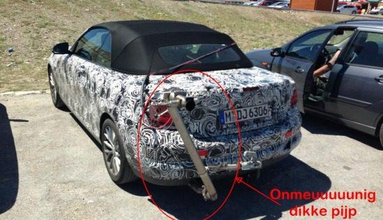 BMW 2 Serie Cabrio - voor het grotere pijpwerk