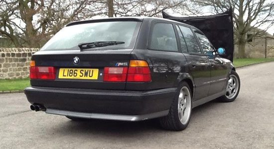 BMW E34 M5 Touring Nurburgring Package