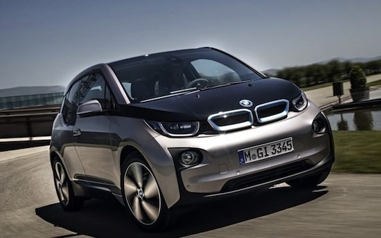BMW i3 is officieel, en dit is wat 'ie kan!