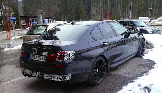 'BMW M5 krijgt AWD, Audi had gelijk'