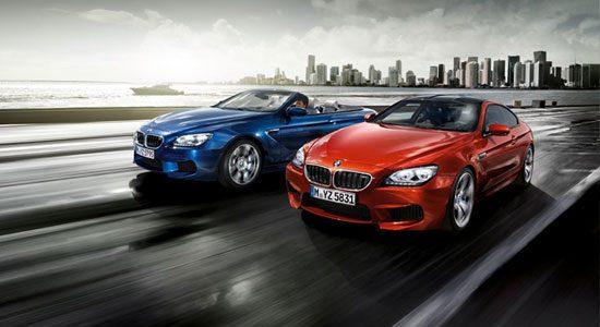 BMW M6 straks nog sneller