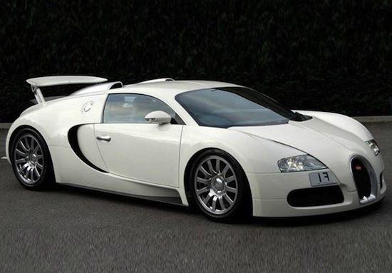 Kahn's Veyron