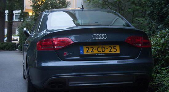 CD Audi S4