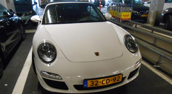 CD Porsche 911 Carrera
