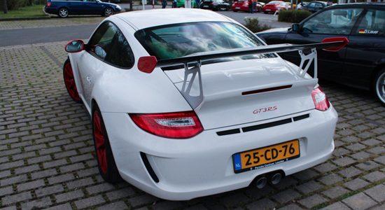 CD Porsche GT3 RS