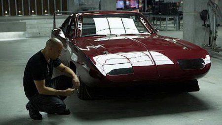 Dodge Charger Daytona - Vin Diesel - Fast and Furious 6