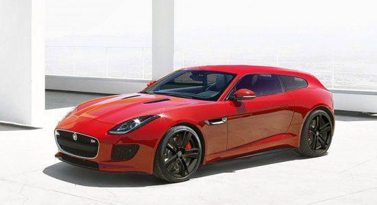 Jaguar F-Type Sportbrake