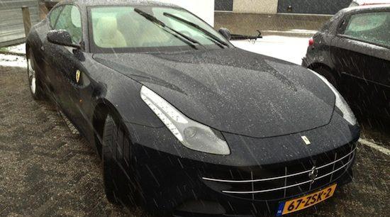 Leuke winterauto!