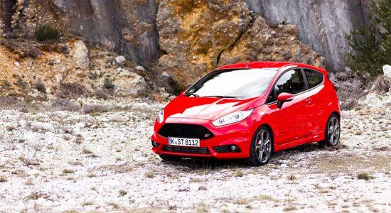 Ford Fiesta ST maakt hebberig