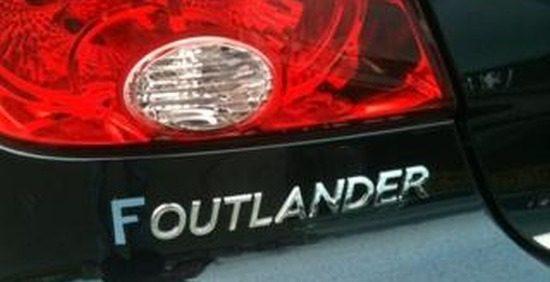 (F)Outlander