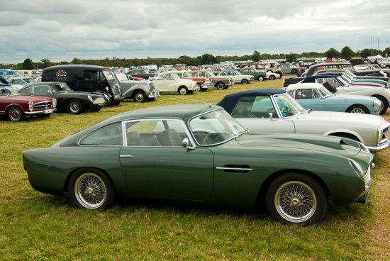 Aston Martin DB4 - Foto: Jim Appelmelk