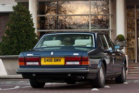 Bentley Mulsanne Turbo - Foto: Jim Appelmelk
