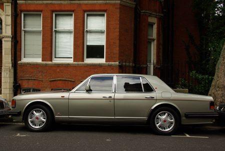 Bentley Turbo R - Foto: Jim Appelmelk