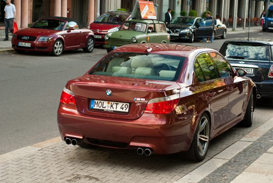 BMW M5 E60 - Foto: Jim Appelmelk