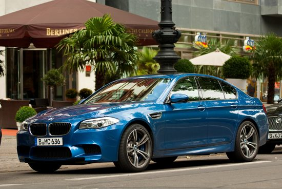 BMW M5 F10 - Foto: Jim Appelmelk