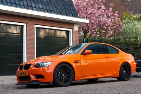 BMW M3 GTS - Foto Jim Appelmelk