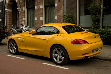 BMW Z4 - Foto Jim Appelmelk