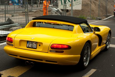 Dodge Viper RT10 - Foto Jim Appelmelk